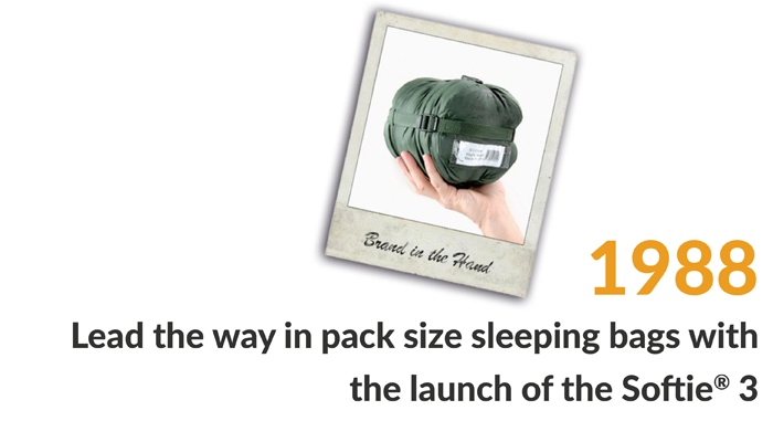 pack size sleeping bags