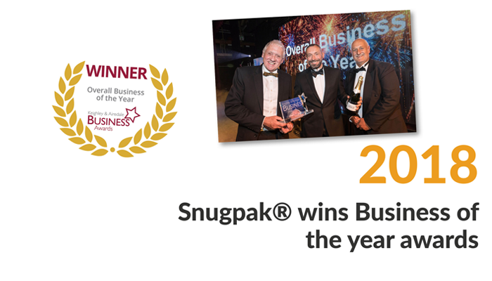 snugpak wins business of the year awards